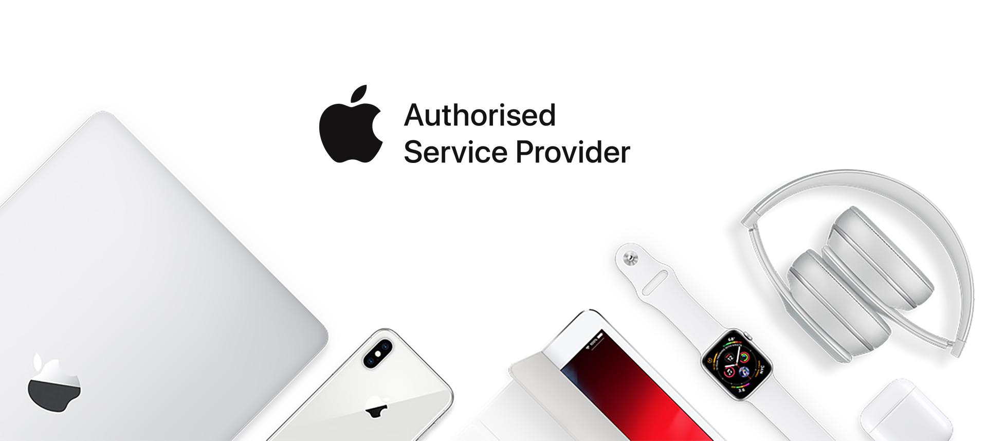 authorised service provider